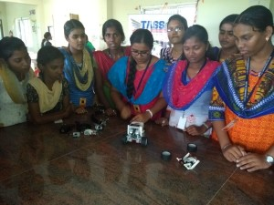 Robotics training for schools and collages